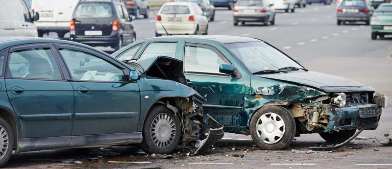 car accident in Cincinnati